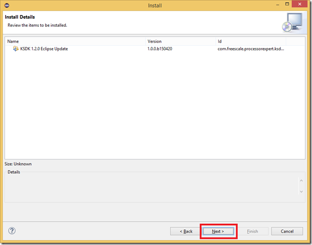 Eclipse_InstallNewSoftware_KSDK_Review
