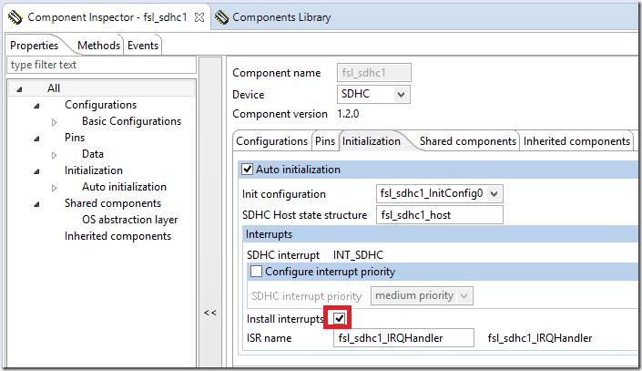 fsl_sdhc_initialization